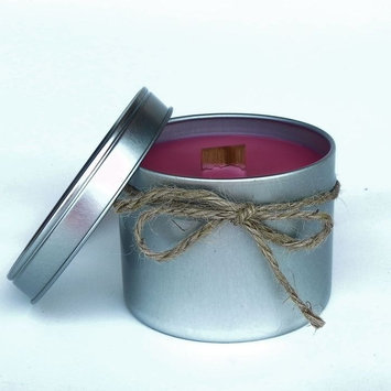 Peach Blossom Yoga 11011 Soy Candle 16 Oz. Pink And Jasmine