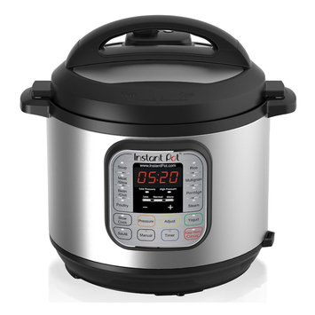 Instant Pot Duo Mini 3 Qt Pressure Cooker, Silver