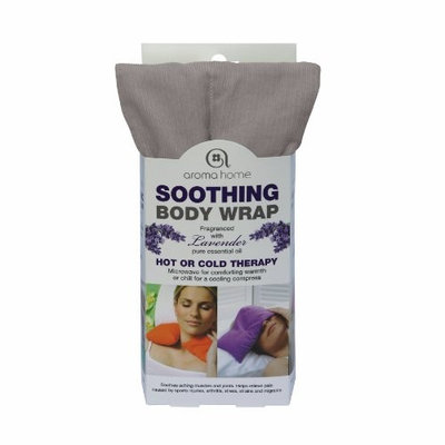 Aroma Home Soothing Body Wrap (Turquoise)