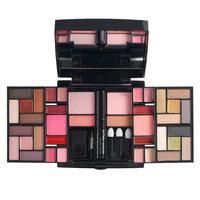 The Color Institute 43-pc. Beauty Balance Black Cosmetics Set, Multicolor