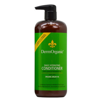 Dermorganic Daily Hydrating Conditioner, 33.8 Ounce