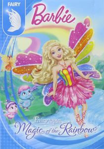 Barbie Fairytopia: Magic of the Rainbow DVD