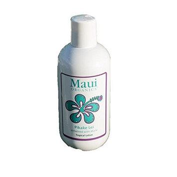 Maui Organics Tropical Lotion, Pikake Lei Fragrance, 8.5 Ounce