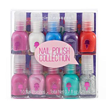 Simple Pleasures 10-pc. Treats Mini Nail Polish Set, Multi