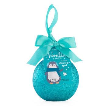 Simple Pleasures Vanilla Frost Shower Gel Ornament, Multi