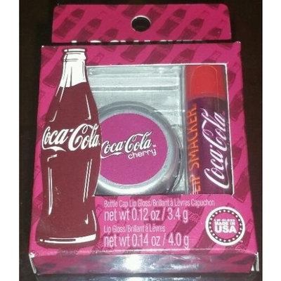 Lip Smacker Best Flavor Forever Coca-cola Cherry Dual Lip Gloss