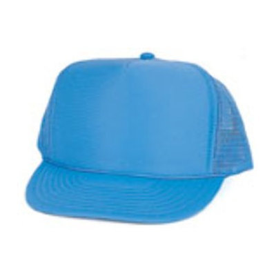 Ddi Polyester Summer Mesh Cap - Col. Blue (Pack Of 144)
