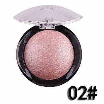 RNTOP Cosmetic Face Powder Makeup Blush Blusher Palette