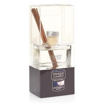 Yankee Candle Midsummer's Night Mini Reed Diffuser 12-piece Set, Black