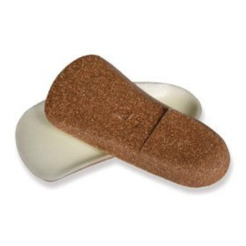 FREEDOM Posted XPE Orthotics, 5 degrees, Size 5