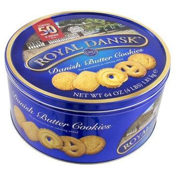 Royal Dansk Danish Butter Cookies - 4lbs