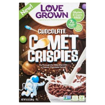 Love Grown Foods, Llc Love Grown, Cereal Comet Crispies, 9.5 Oz (Pack Of 6)