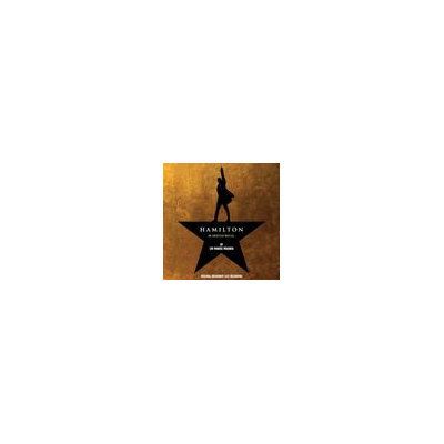 Hamilton VINYL [LP] (Original Broadway Cast Recording; Explicit; 4LP Vinyl w/Dig