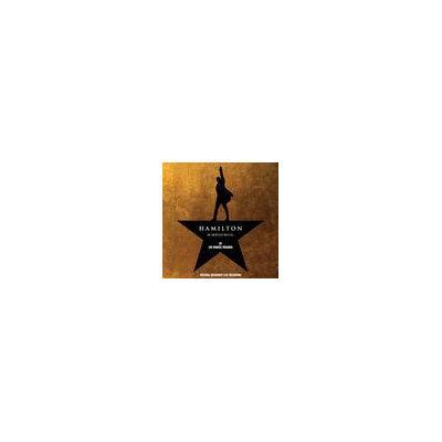 Hamilton VINYL [LP] (Original Broadway Cast Recording; Explicit; 4LP Vinyl w/Dig