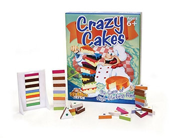 Fat Brain Toys Crazy Cakes Game for Kids