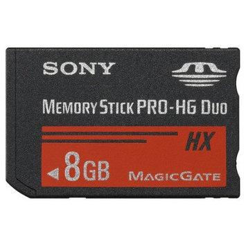 Sony 8GB Memory Stick PRO-HG Duo HX MSHX8B/M
