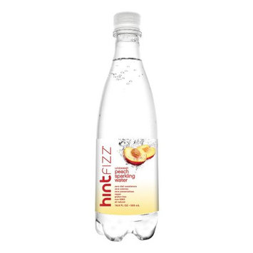 Hint Sparkling Water, Peach case of 12