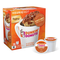 Keurig® K-Cup® Pack 16-Count Dunkin Donuts® Caramel Coffee Cake Coffee