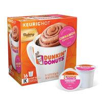 Keurig® K-Cup® Pack 16-Count Dunkin' Donuts® Cinnamon Coffee Roll Coffee