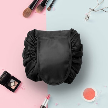 Pandora's Box Lazy Make up Bag - Chic Easy' n Go ~ Portable Travel Lazy Makeup Bag Makeup with Multifunction & Waterproof Storage Portable