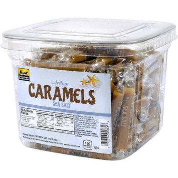 Pennsylvania Dutch Candies Sea Salt Artisan Caramels, 192 count