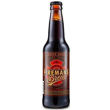 Fireman's Brew Root Beer - 12oz Bottle