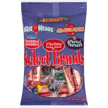 First Source Llc Mayfair ® Smarties ®, Airheads ®, Dubble Bubble & Tongue Torchers ® Select Brands Candy Variety Pack 5 oz. Bag