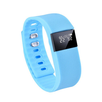 AGPtek Fitness Tracker IP67 Waterproof Bluetooth Smart Watch Support Steps Counter,Sleep Monitor,Message Reminder