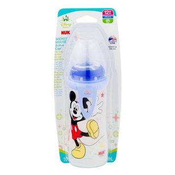 Nuk Usa, Llc NUK 14204 Disney Active Cup, Mickey Mouse, 10-Ounces