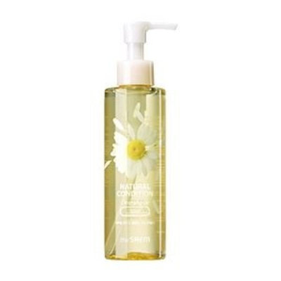 [the SAEM] Natural Condition Cleansing Oil[Mild] 180ml : Beauty