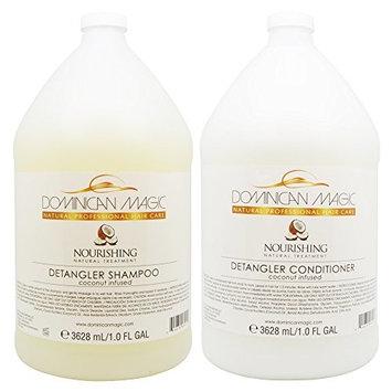 Dominican Magic Coconut Detangler Shampoo & Conditioner 1 gal Duo