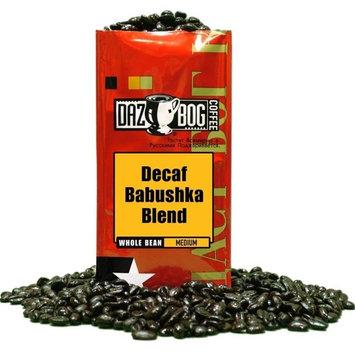Dazbog Coffee Decaf Babushka 12 oz bag Whole Bean, Denver's Best Coffee