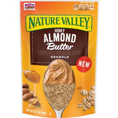 Nature Valley™ Honey Almond Butter Granola