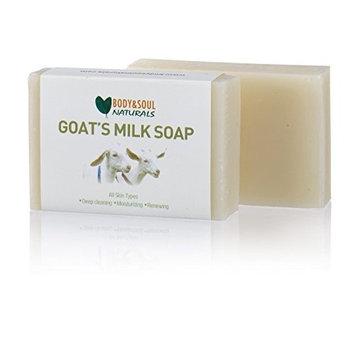 Goat's Milk Natural Glycerin Soap 3.5 Ounces (3-Pack [3]