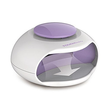 TOUCHBeauty Portable Nail Dryer with Air & LED Light Mini Size Good for Regular Nail Polishes TB-0889