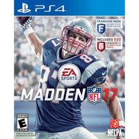 Electronic Arts Madden NFL 17 (PS4) with Bonus 500 Madden NFL 17 Ultimate Team Points