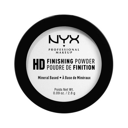 Nyx Professional Makeup High Definition Finishing Powder, Mini