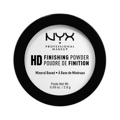 Nyx Professional Makeup High Definition Finishing Powder, Mini