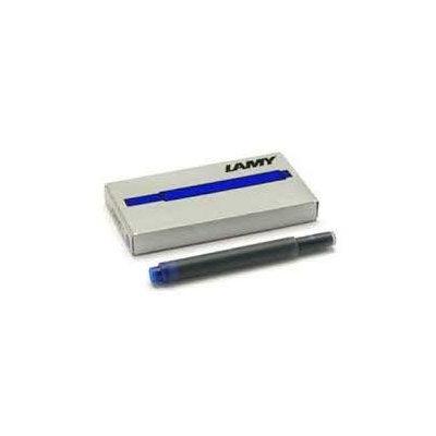 Lamy Fountain Pen Ink Cartridges, Neon Lime Ink, Pack of 5 (LT10NE)