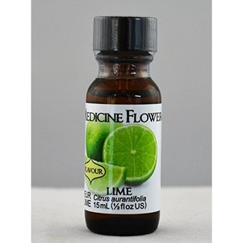 Flavor Extract Natural Lime for Culinary Use By Medicine Flower
