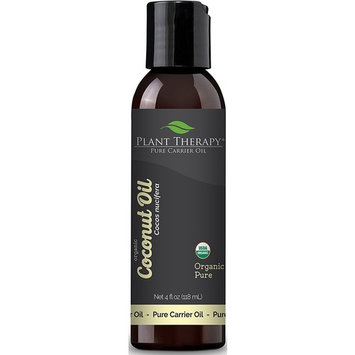 Plant Therapy Organic Fractionated Coconut Carrier Oil 4 fl. oz.