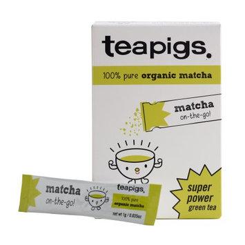 teapigs, Premium Organic Matcha Sachets, 14 Ct