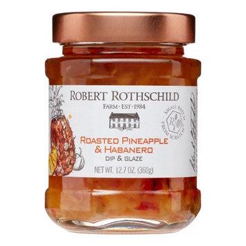 Robert Rothschild Farm Dip & Finishing Sauce, Roasted Pineapple & Habanero, 12.7 Oz