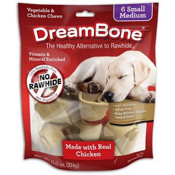 Dreambone, Chicken, Small/Medium, 6-Pack