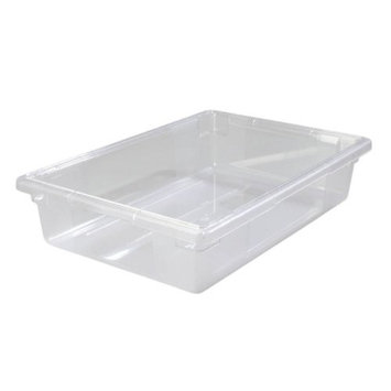 Carlisle 1062107 StorPlus Stackable Food Storage Container, 8.5 Gallon, Clear [1 Pack]
