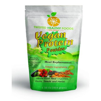 Twisted Natural Food Llc Vegan Protein Powder