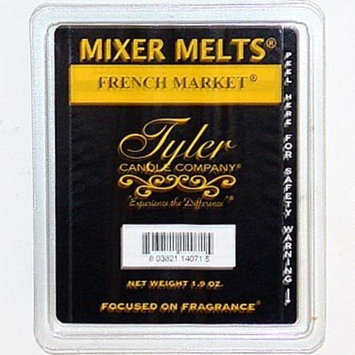 Tyler Candles Mixer Melts - French Market