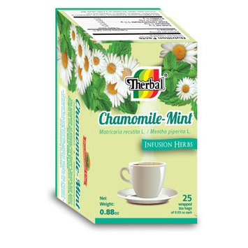 Therbal Tea Chamomile with Mint 25 bags
