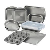 Circulon 10-Piece Non-Stick Bakeware Set, Gray