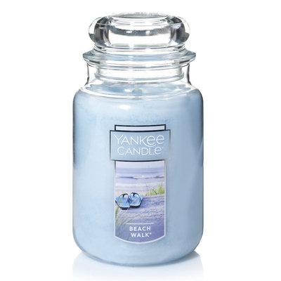 Yankee Candle Beach Walk 22-oz. Candle Jar, Blue